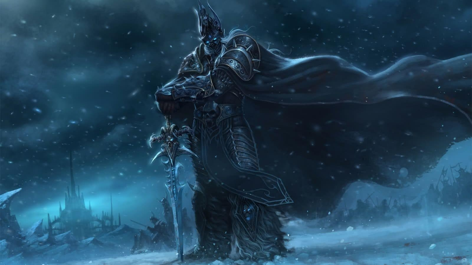 death knight wallpapers - wallpaper cave