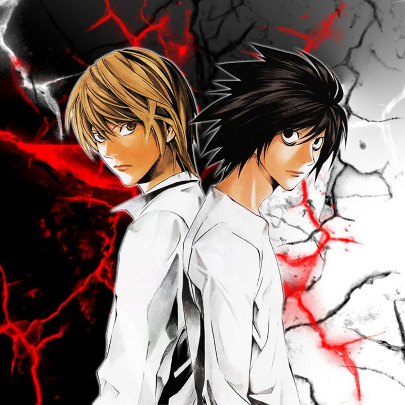 10 Most Popular Death Note Light Wallpaper FULL HD 1080p For PC Background 2018 free download death note full hd fond decran and arriere plan 1920x1200 id153250 800x800