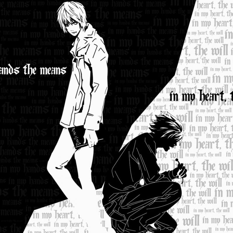 10 New Death Note L Backgrounds FULL HD 1080p For PC Background 2020 free download death note images death note hd wallpaper and background photos 800x800