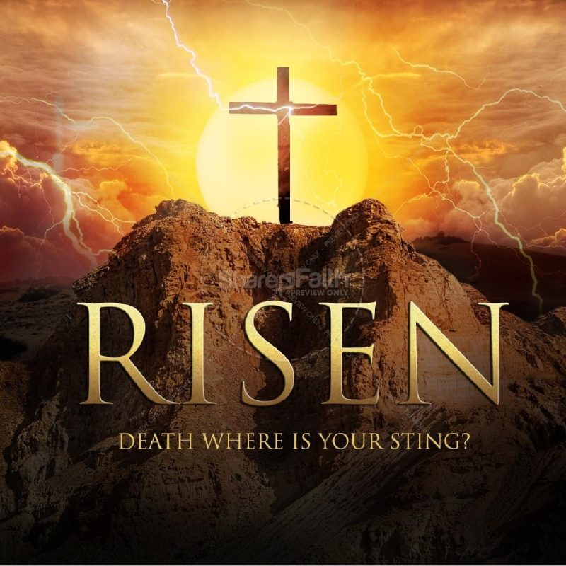 10 Latest Religious Easter Background Images FULL HD 1920×1080 For PC Desktop 2018 free download death where is your sting easter graphics religious powerpoint 800x800
