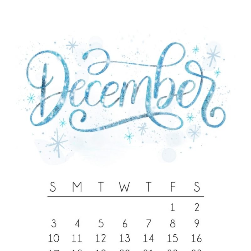 10 Top December 2017 Calendar Wallpaper FULL HD 1080p For PC Background 2018 free download december 2017 printable calendar tech pretties dawn nicole designs 1 800x800