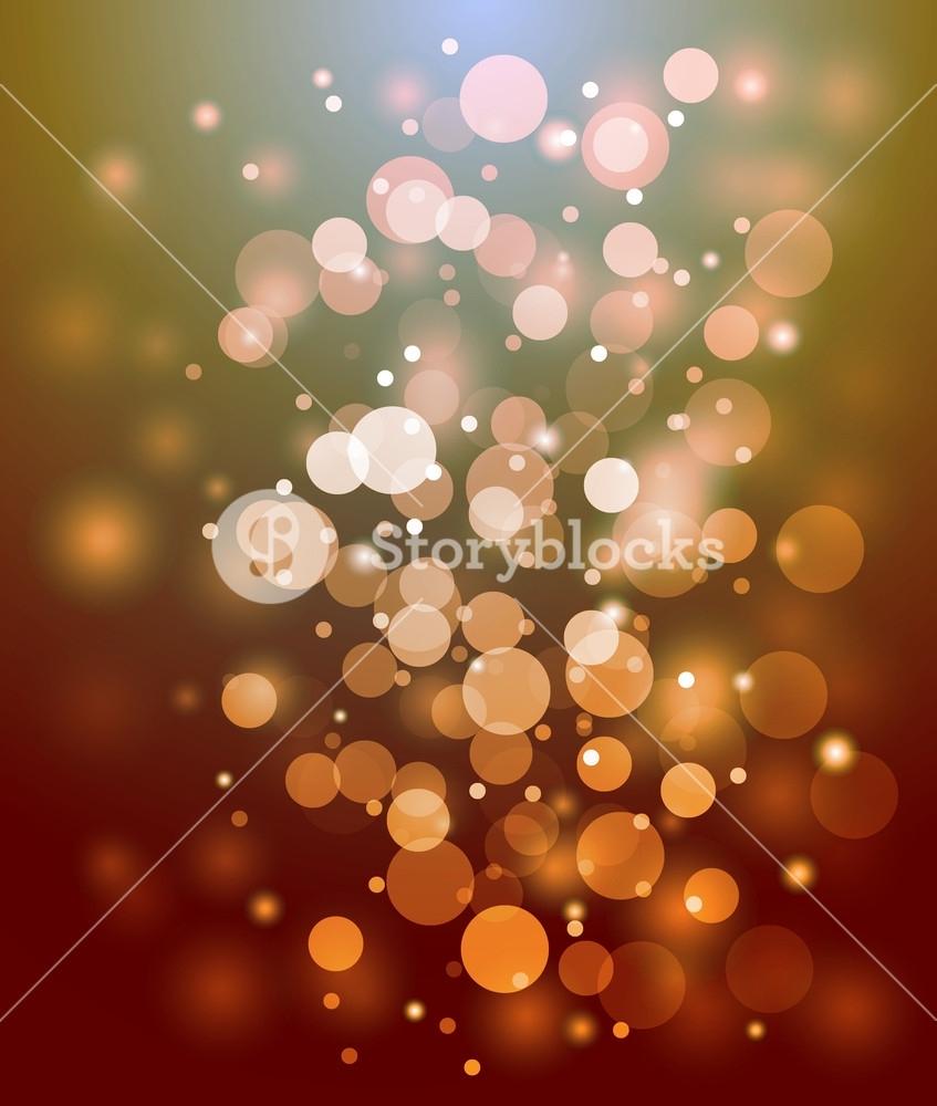 decorative christmas lights background royalty-free stock image