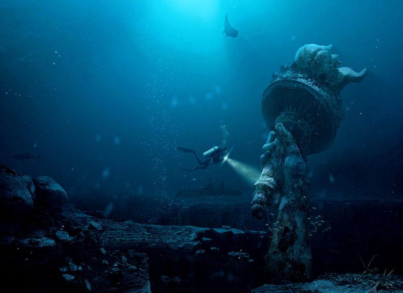 10 Best Deep Sea Desktop Backgrounds FULL HD 1920×1080 For PC Background 2020 free download deep sea wallpaper wallpapersafari 800x581