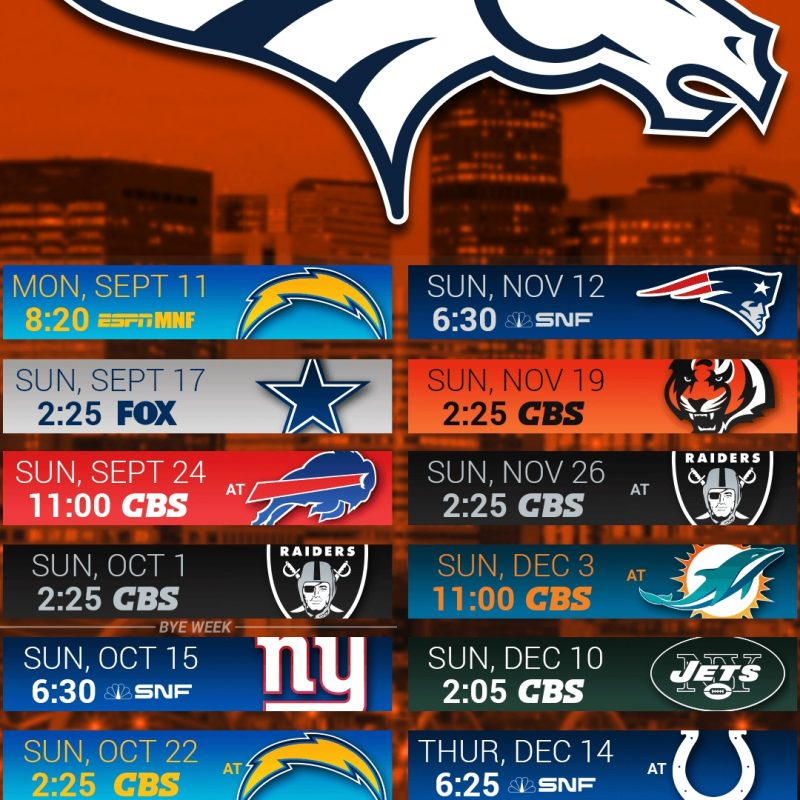 10 Best Denver Broncos Schedule Wallpaper FULL HD 1080p For PC Background 2018 free download denver broncos 2017 wallpapers wallpaper cave 800x800