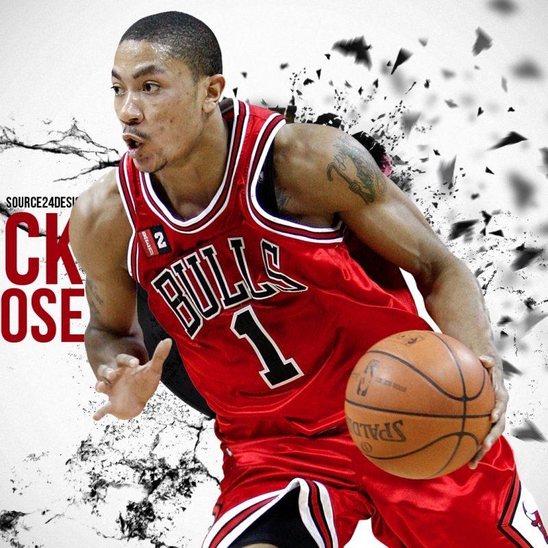 10 Most Popular Derrick Rose Wallpaper Hd FULL HD 1920x1080 For PC Background 2018