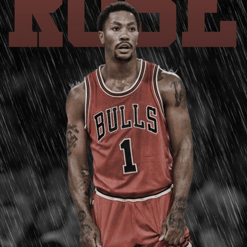 10 Brand New And Latest Derrick Rose Iphone Wallpaper For Desktop With FULL HD 1080p 1920 X 1080 FREE DOWNLOAD