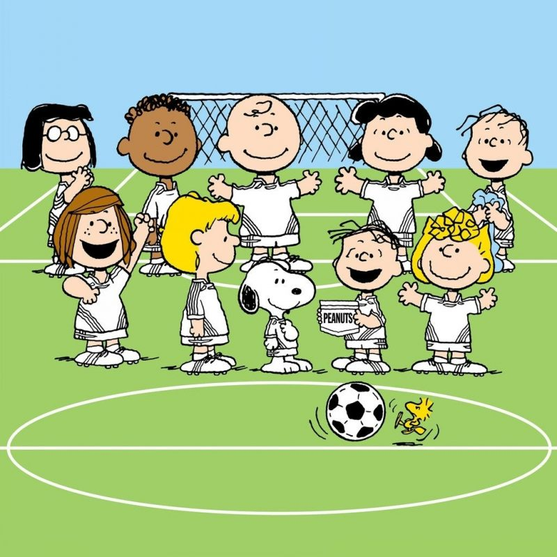 10 Latest Images Of Peanuts Characters FULL HD 1920×1080 For PC Desktop 2018 free download description the peanuts gang is ready to play soccer they are all 800x800