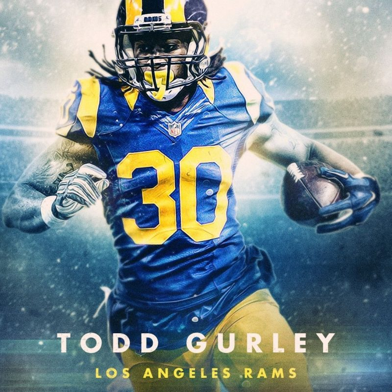 10 New Todd Gurley Rams Wallpaper FULL HD 1080p For PC Background 2020 free download designing sport todd gurley los angeles rams https www fanprint 800x800