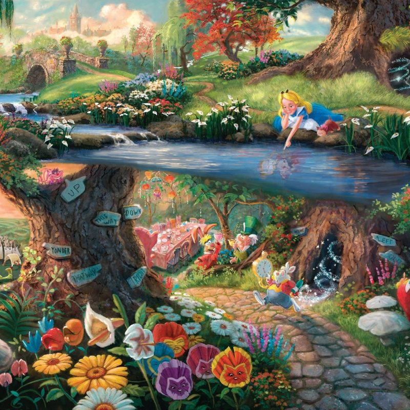 10 New Alice In Wonderland Backgrounds FULL HD 1920×1080 For PC Background 2018 free download desktop alice in wonderland hd backgrounds with cartoon wallpaper 1 800x800