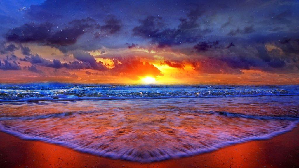 10 Best Beach Sunset Desktop Wallpaper FULL HD 1080p For PC Background 2018 free download desktop backgrounds beach sunset wallpaper wallpapers 1024x576