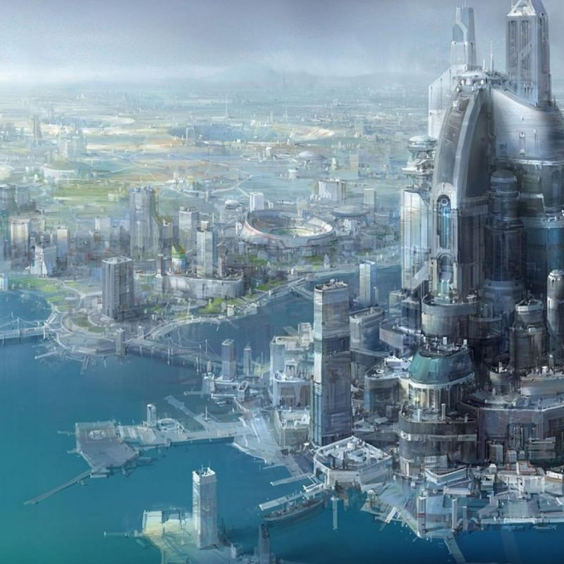 10 Latest Future City Wallpaper 1080P FULL HD 1080p For PC