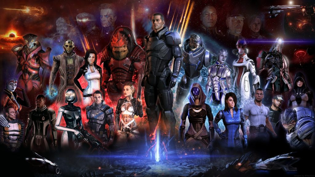 10 Most Popular Mass Effect Desktop Wallpaper FULL HD 1920×1080 For PC Desktop 2018 free download desktop mass effect hd wallpapers wallpaper wiki 1024x576