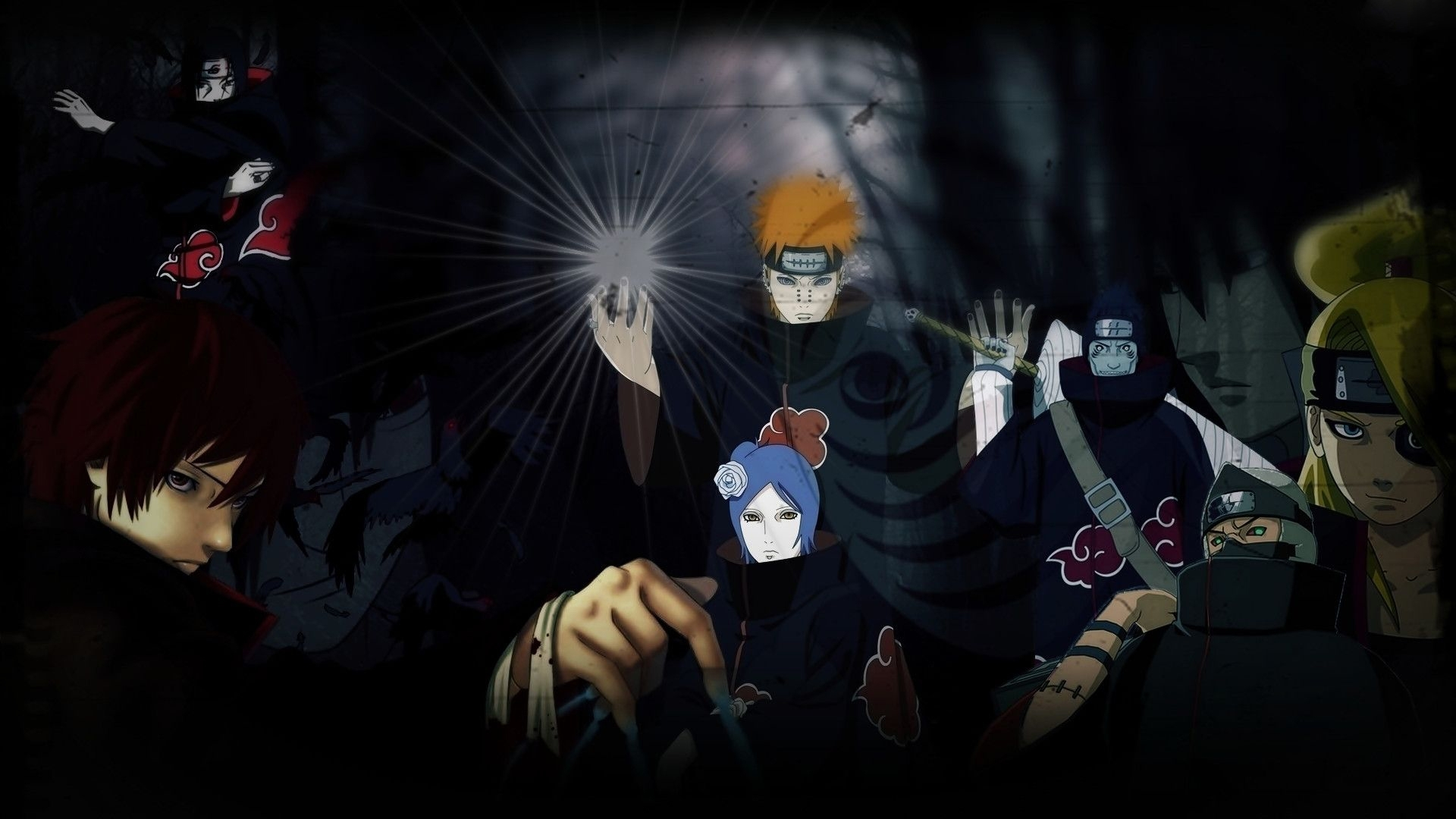 desktop naruto shippuden hd wallpapers free download. - media file