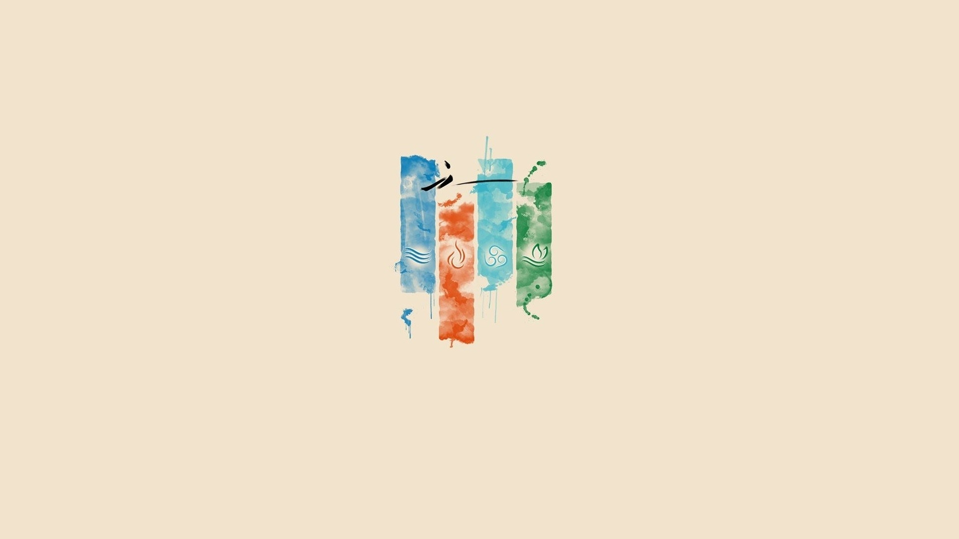 desktop wallpaper for avatar the last airbender | scream | pinterest