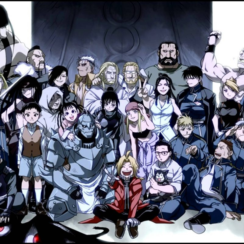 10 Top Fullmetal Alchemist Brotherhood Wallpaper FULL HD 1080p For PC Desktop 2018 free download desktop wallpaper fullmetal alchemist brotherhood h495299 anime 1 800x800