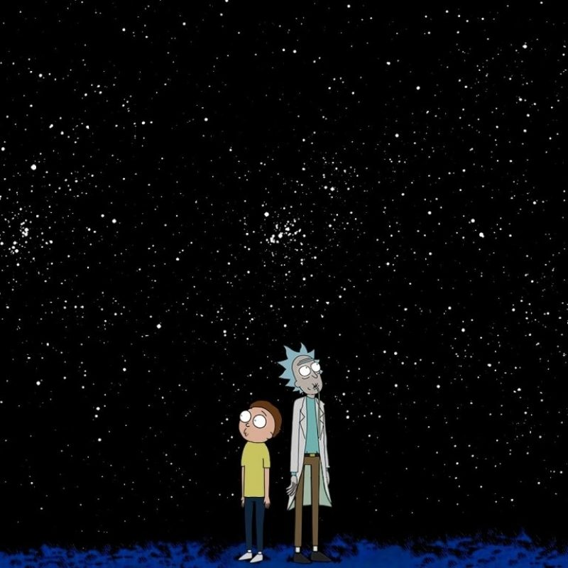 10 Latest Rick And Morty Wallpapers FULL HD 1920×1080 For PC Background 2018 free download desktop wallpaper rick and morty minimal night hd image picture 800x800