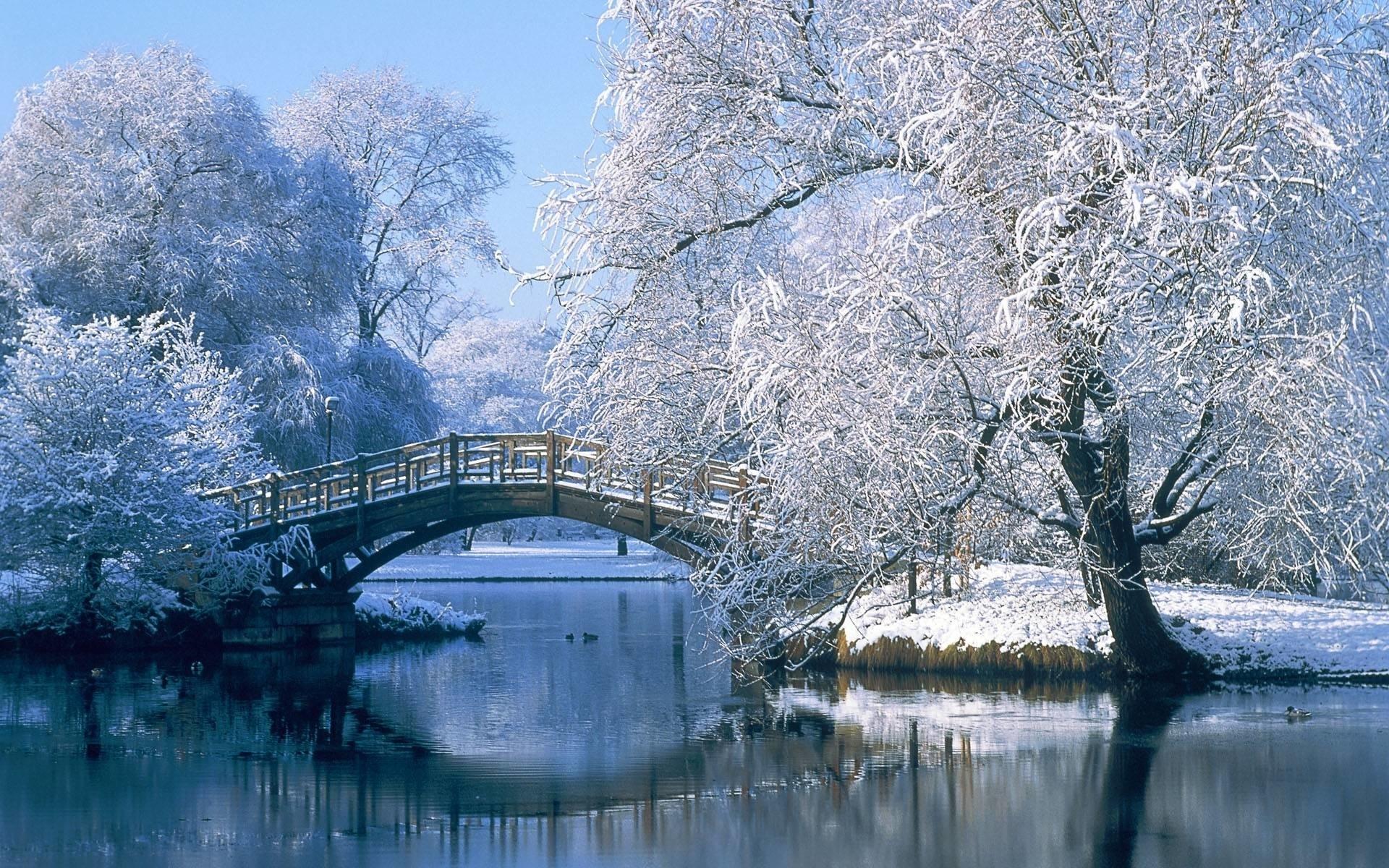desktop wallpaper winter scenes (48+ images)