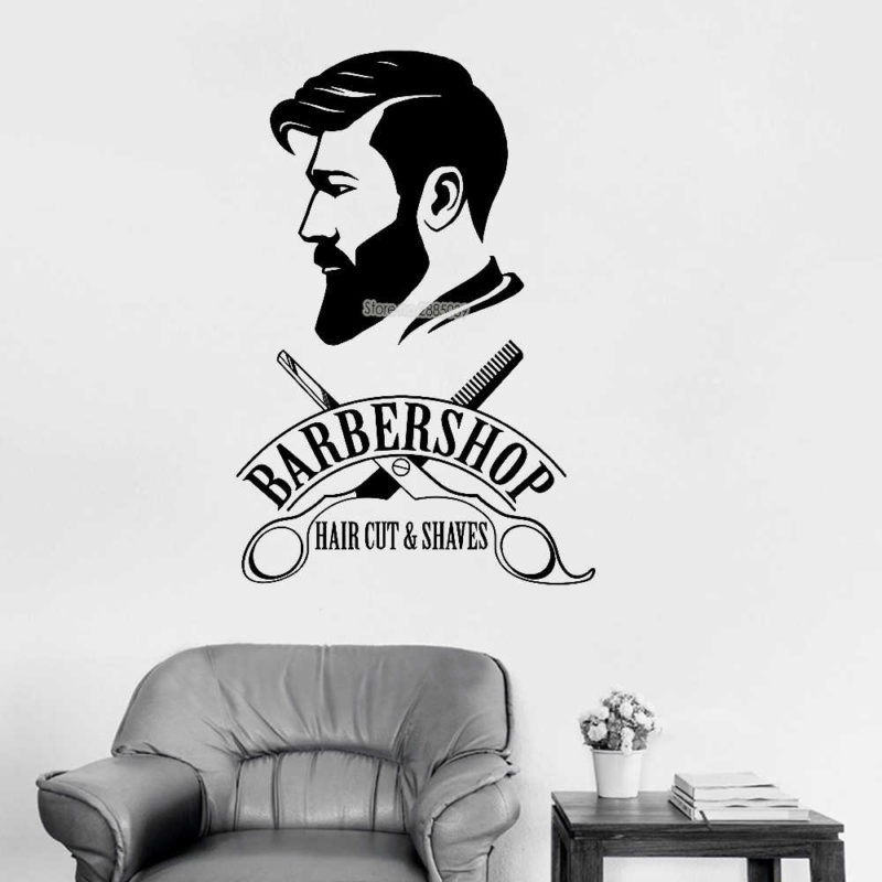 10 Most Popular Barber Shop Wallpaper FULL HD 1920×1080 For PC Desktop 2018 free download detail feedback questions about barbershop logo wall decal mural 800x800