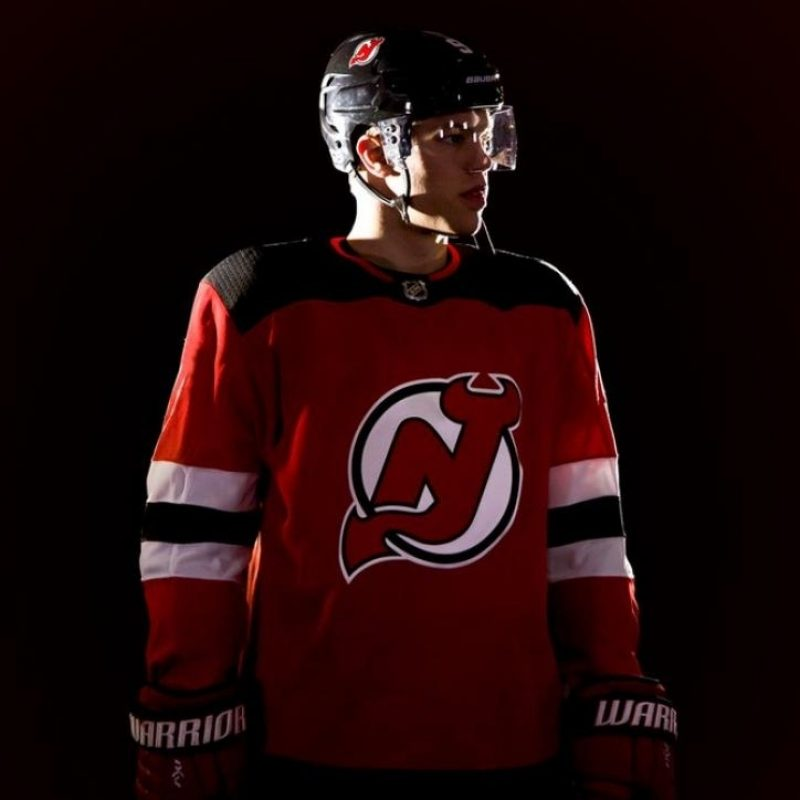 10 Latest New Jersey Devils Pictures FULL HD 1080p For PC Desktop 2020 free download devils new jerseys twitter account jokes about uniform hate si 800x800
