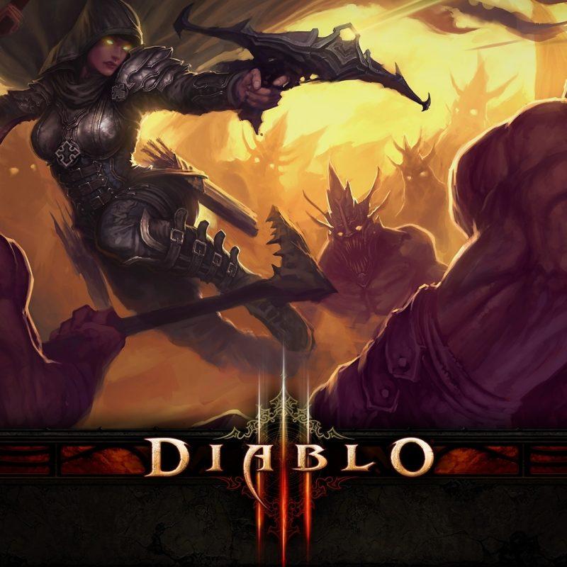 10 New Diablo Demon Hunter Wallpaper FULL HD 1920×1080 For PC Background 2018 free download diablo iii demon hunter e29da4 4k hd desktop wallpaper for 4k ultra hd 800x800