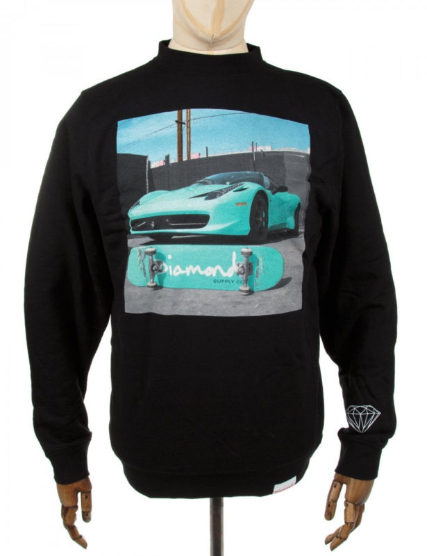 10 Latest Diamond Supply Co Images FULL HD 1920×1080 For PC Desktop 2020 free download diamond supply co ferrari crewneck sweatshirt black clothing 615x800