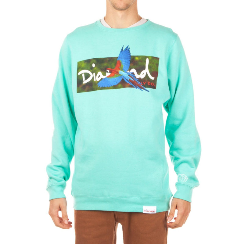 10 Latest Diamond Supply Co Images FULL HD 1920×1080 For PC Desktop 2020 free download diamond supply co tropical crewneck sweatshirt diamond blue 800x800