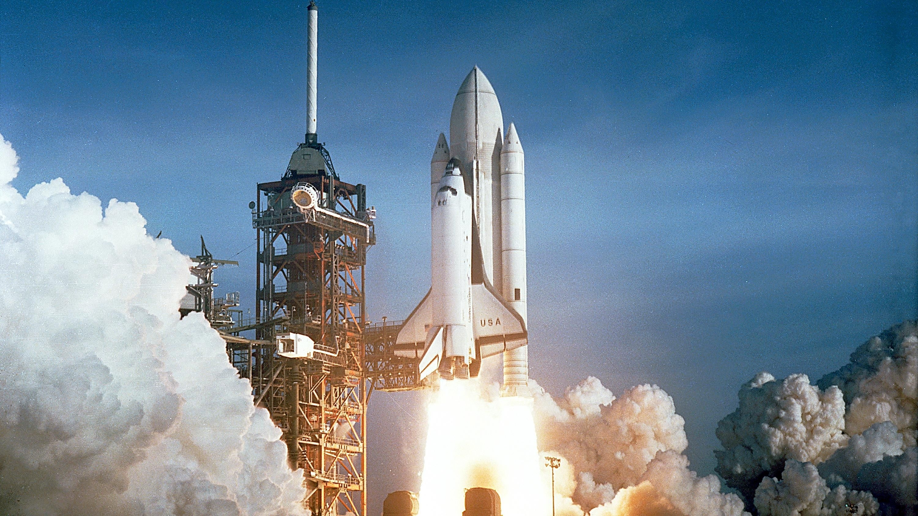 discovery space shuttle launch wallpapers and backgrounds