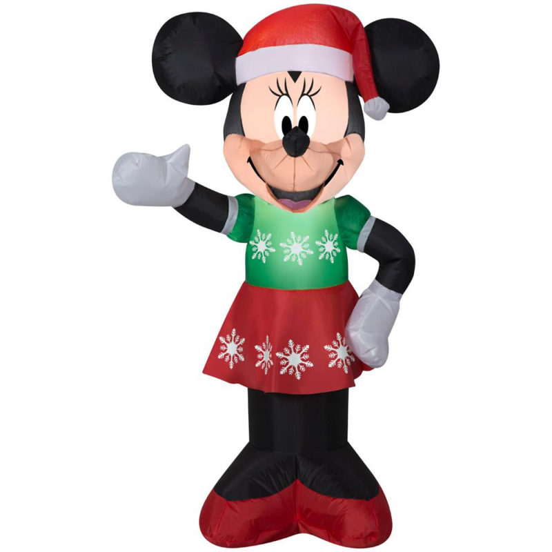 10 Latest Minnie Mouse Images FULL HD 1080p For PC Desktop 2021 free download disney 3 51 ft pre lit inflatable minnie mouse in snowflake dress 800x800