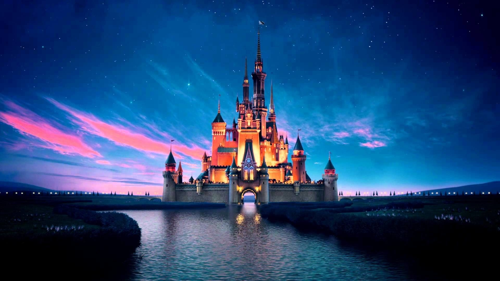 disney castle wallpaper hd (72+ images)