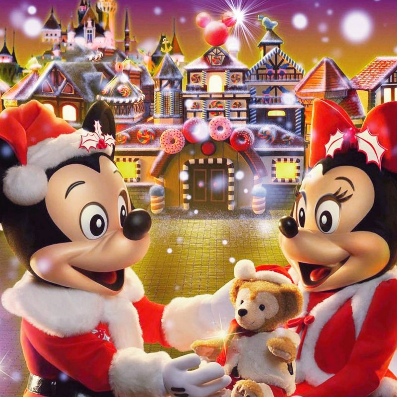 10 Latest Disney Christmas Wallpapers Backgrounds FULL HD 1080p For PC Background 2018 free download disney christmas background media file pixelstalk 800x800
