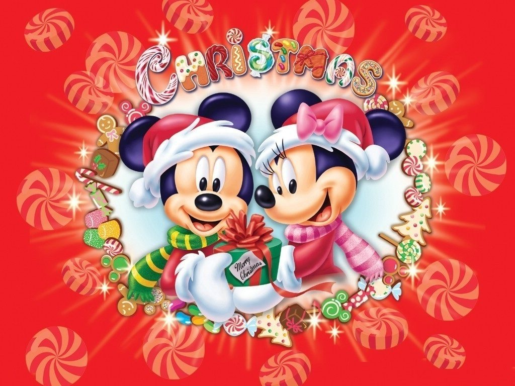 10 Best Mickey Mouse Christmas Wallpapers FULL HD 1080p For PC Background 2018 free download disney christmas images mickey mouse christmas hd wallpaper and 1024x768