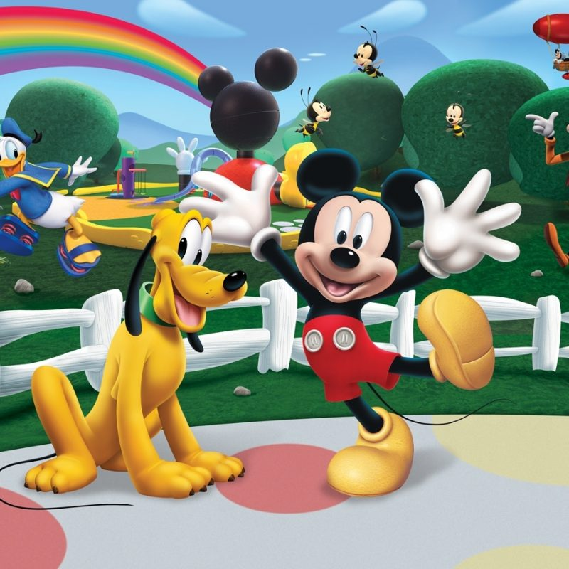 10 Most Popular Mickey Mouse Clubhouse Wallpapers FULL HD 1080p For PC Background 2020 free download disney mickey mouse club housewalltastic multi wallpaper direct 800x800