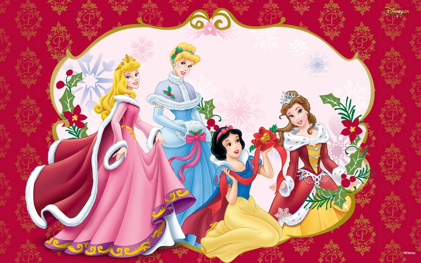 Title Disney Princess 24960 Cartoon Illustration Wallpapers Dimension 1400 X 875 File Type JPG JPEG