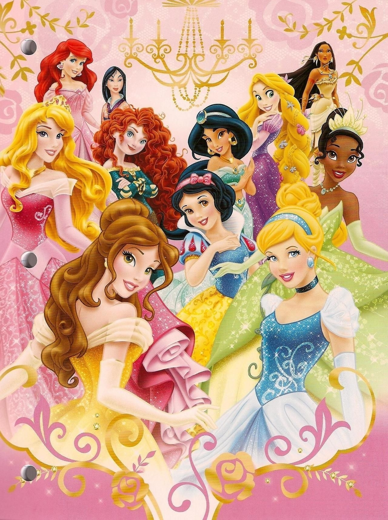 disney princess wallpapers — download for free