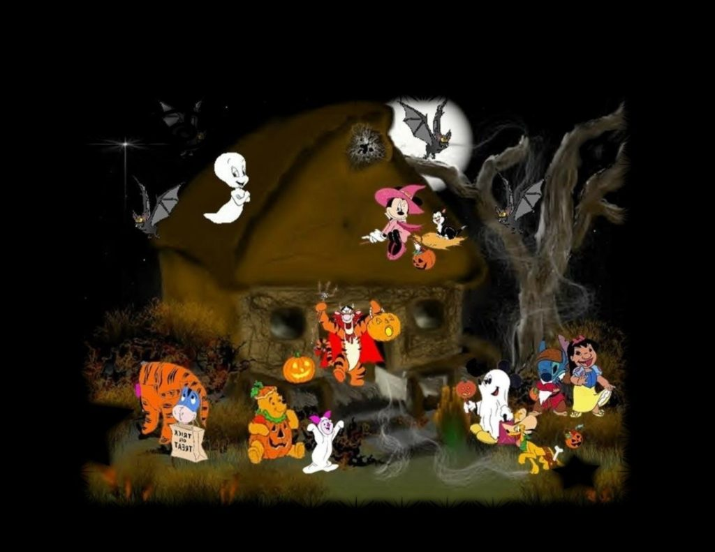 10 Best Disney Halloween Wallpaper Backgrounds FULL HD 1920×1080 For PC Background 2018 free download disneyhalloweendesktopbackgrounds disney wallpapers on disney 1024x791