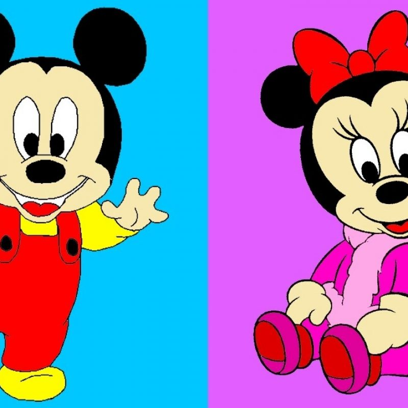 10 Top Mickey And Minnie Mouse Pic FULL HD 1920×1080 For PC Background 2018 free download disneys baby mickey minnie mouse coloring for children mickey 800x800