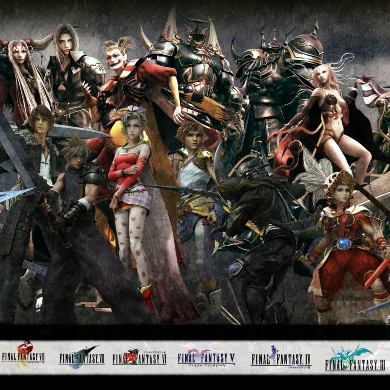 10 Top Final Fantasy Dissidia Wallpaper FULL HD 1920×1080 For PC Desktop 2018 free download dissidia final fantasy full hd fond decran and arriere plan 800x800