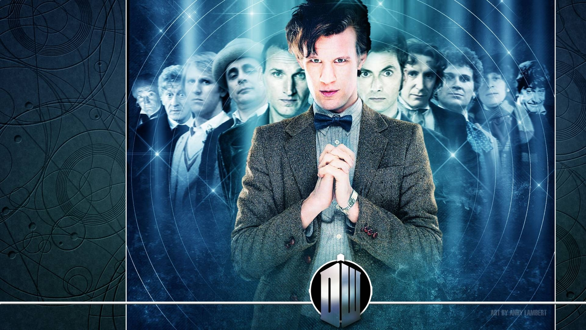 doctor who matt smith wallpapers - wallpaper cave