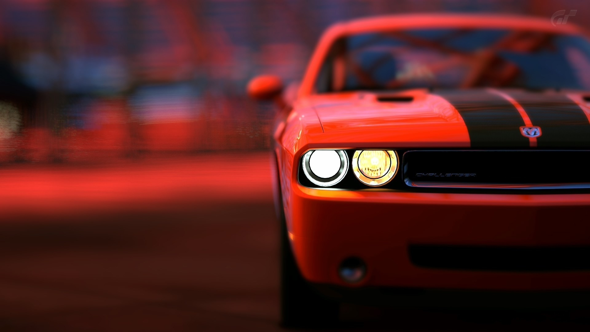 dodge challenger srt8 full hd wallpaper and background image