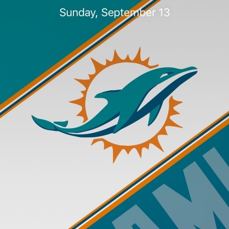 10 Top Miami Dolphins Phone Wallpaper FULL HD 1920×1080 For PC Background 2020 free download dolphins iphone 6 wallpaper link in comments miamidolphins 800x800