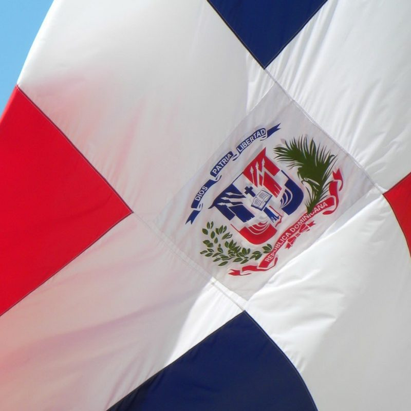 10 Best Dominican Republic Flag Wallpaper FULL HD 1080p For PC Background 2018 free download dominican flag walldevil 800x800