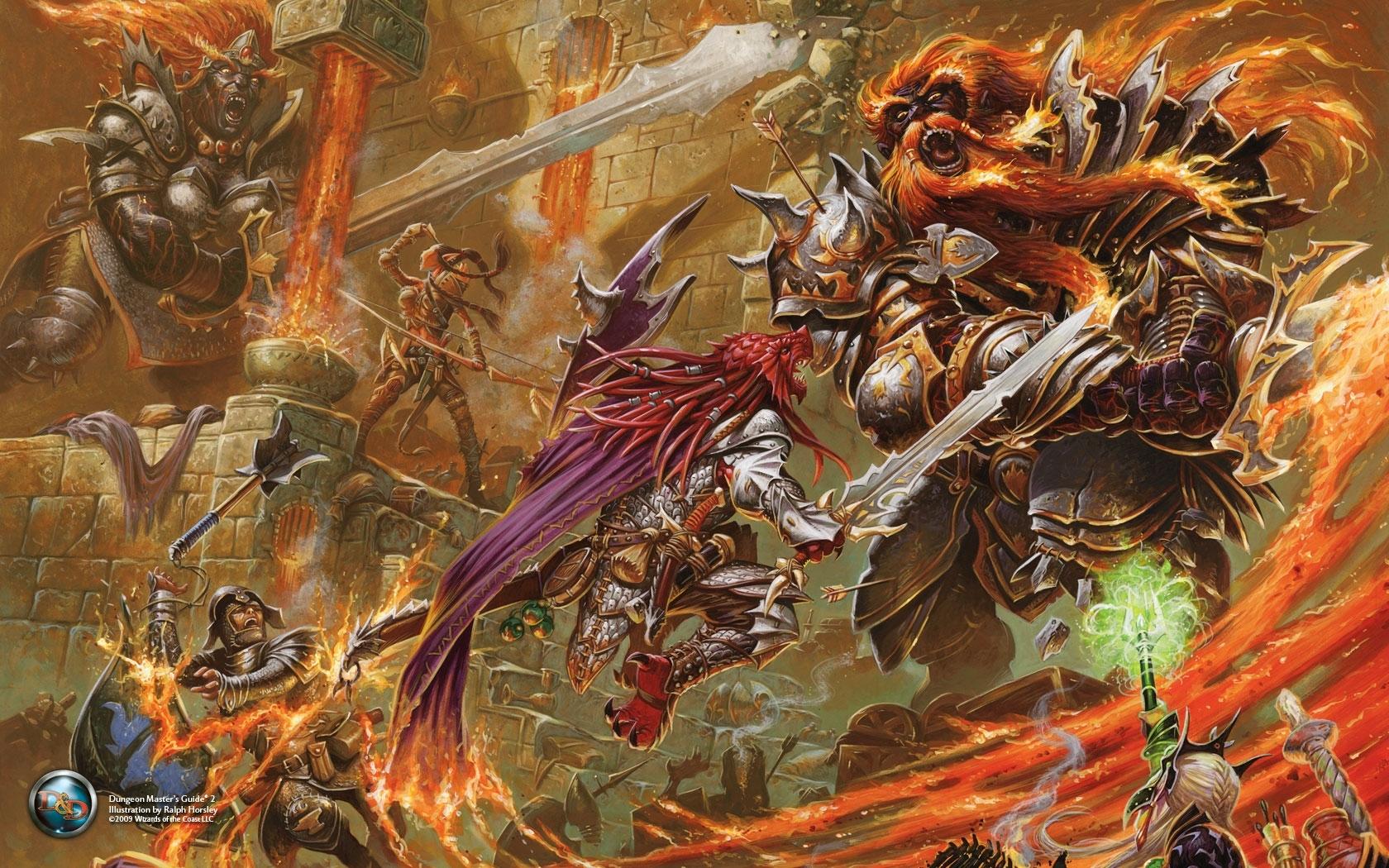 donjons et dragons 4e édition : le rpg maudit — l'antre du geekl