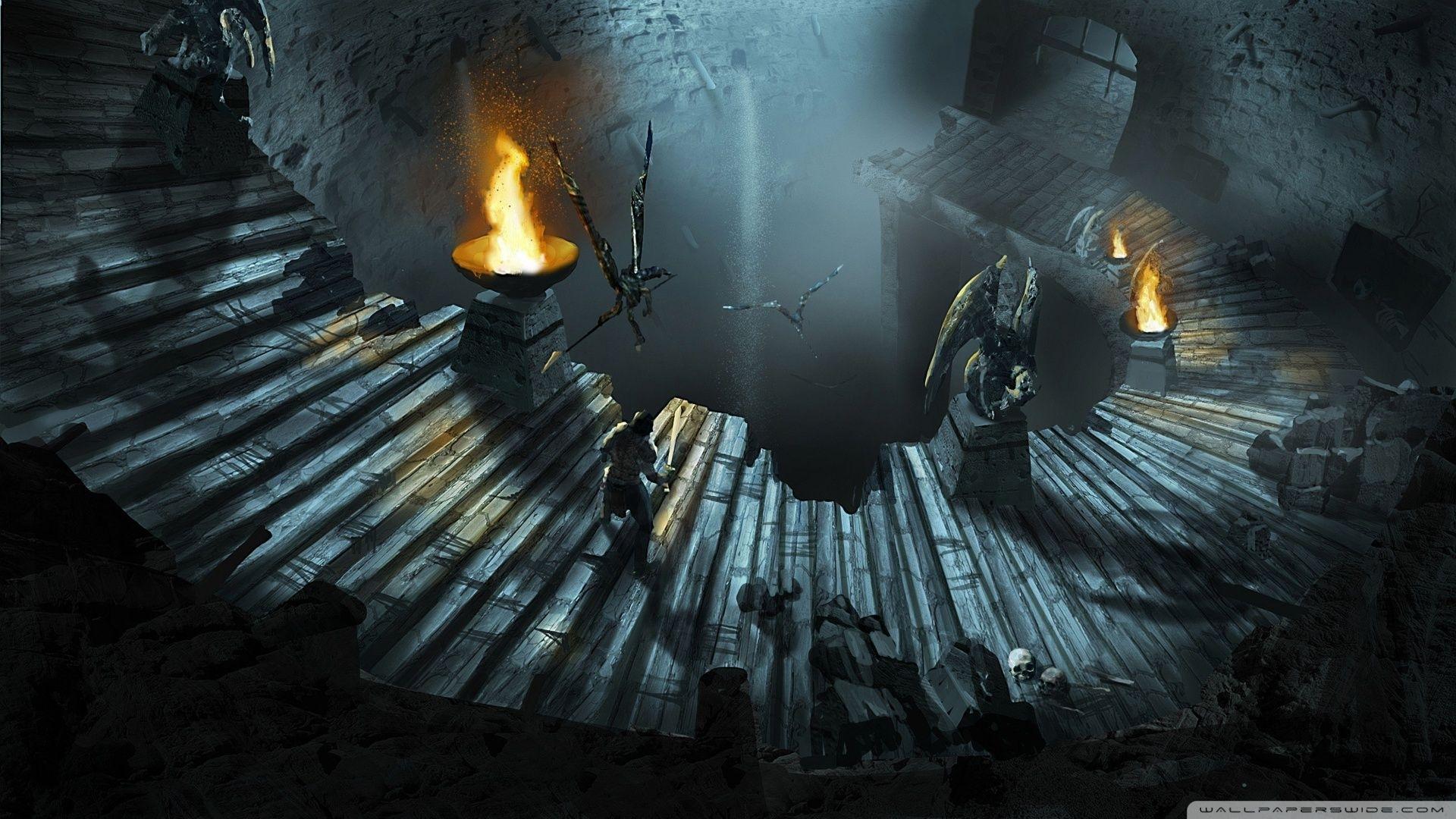 donjons et dragons fond d'écran hd