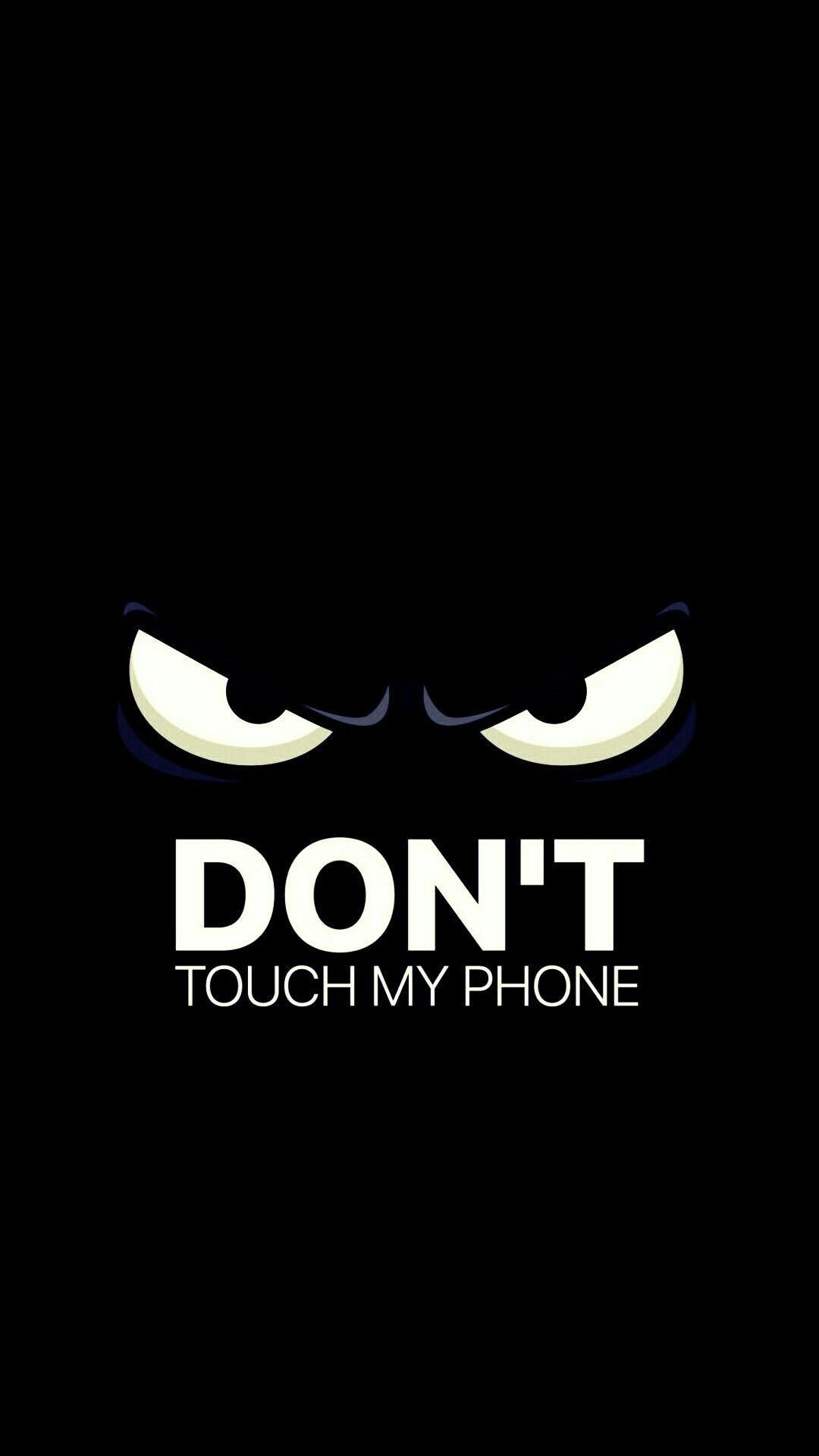 don't touch my phone | wallpapers | pinterest | phone, wallpaper and