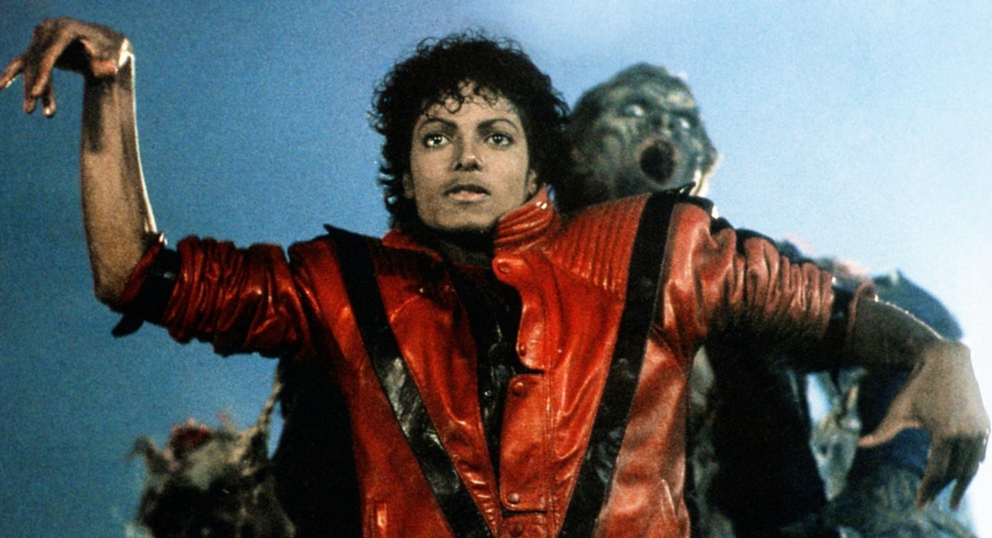 """dossier] pourquoi """" thriller"""" de michael jackson restera l'album le"""