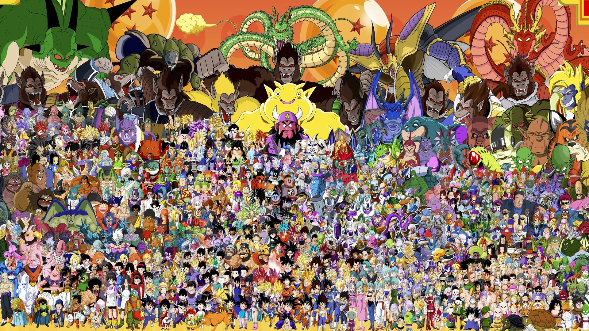 10 Top Dragon Ball Wallpaper 1920X1080 FULL HD 1080p For ...