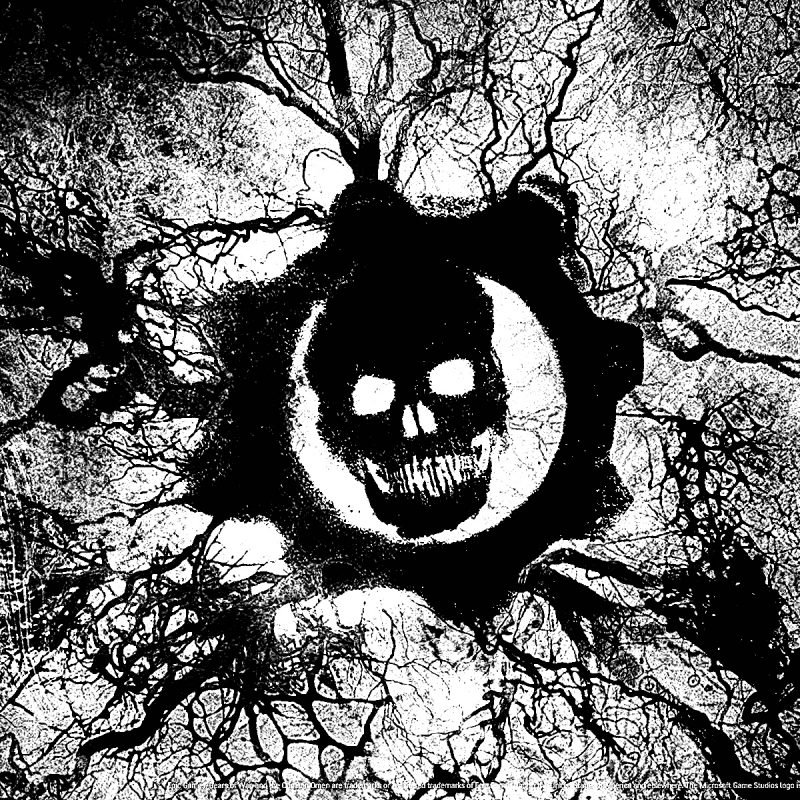 10 Latest Gears Of War Hd FULL HD 1920×1080 For PC Background 2021 free download download gears of war logo black white img 2125915 and hq pictures 800x800
