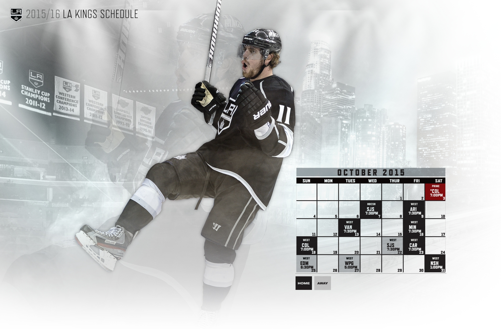 10 Best La Kings Schedule Wallpaper FULL HD 1920×1080 For PC Background