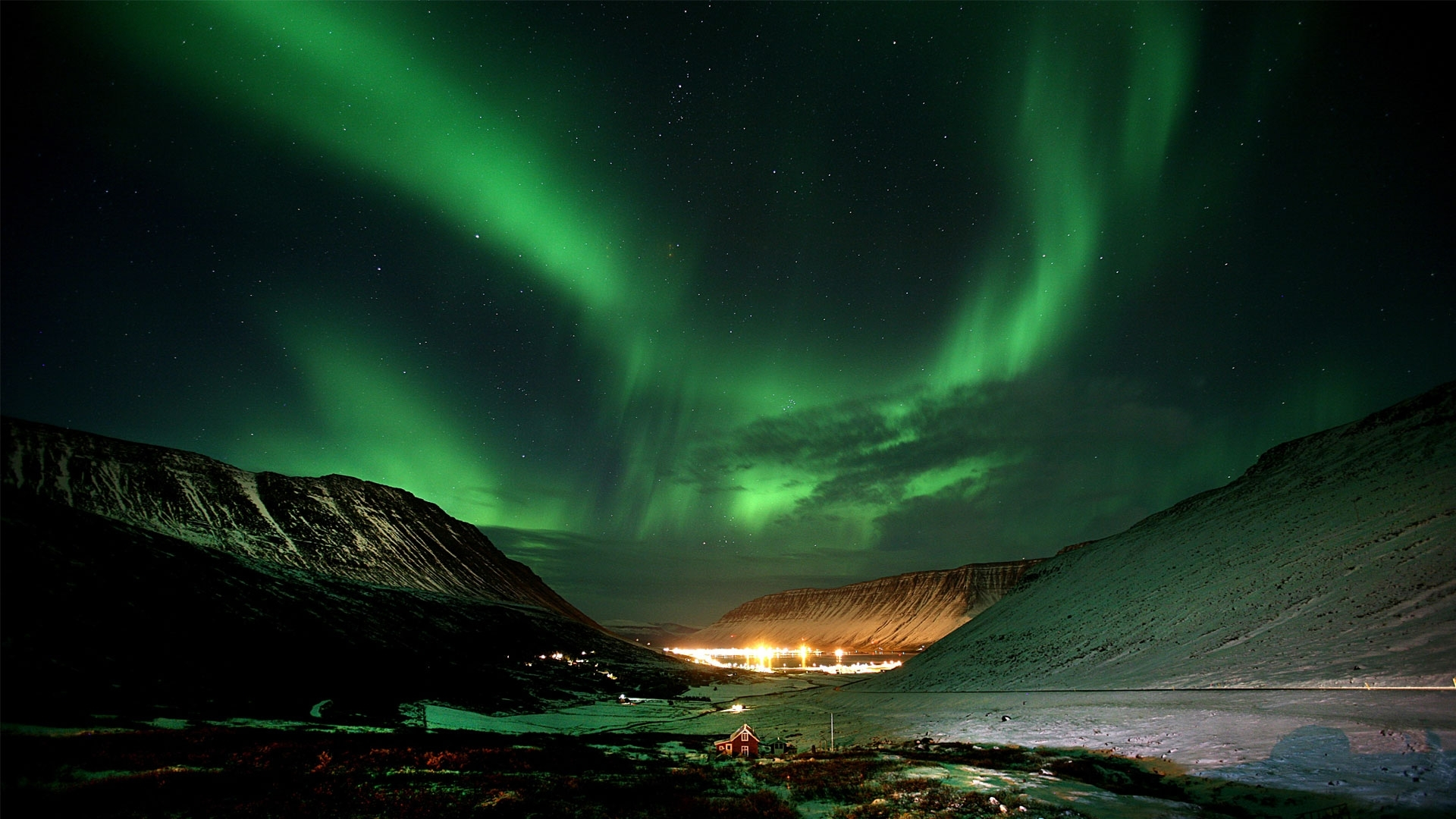 10 Best Northern Lights High Resolution FULL HD 1920×1080 For PC Background