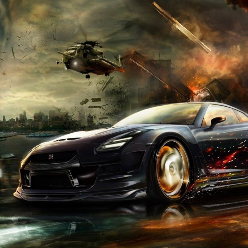 10 Latest Street Race Cars Wallpapers FULL HD 1920x1080 For PC Background 2018 Free